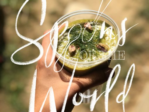 spoons of the world – food blog logo